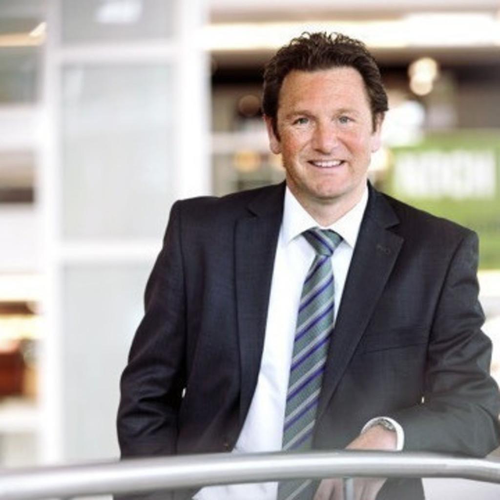 Oliver Mühle Gesamtvertriebsleiter Ostermann Und Trends Firma