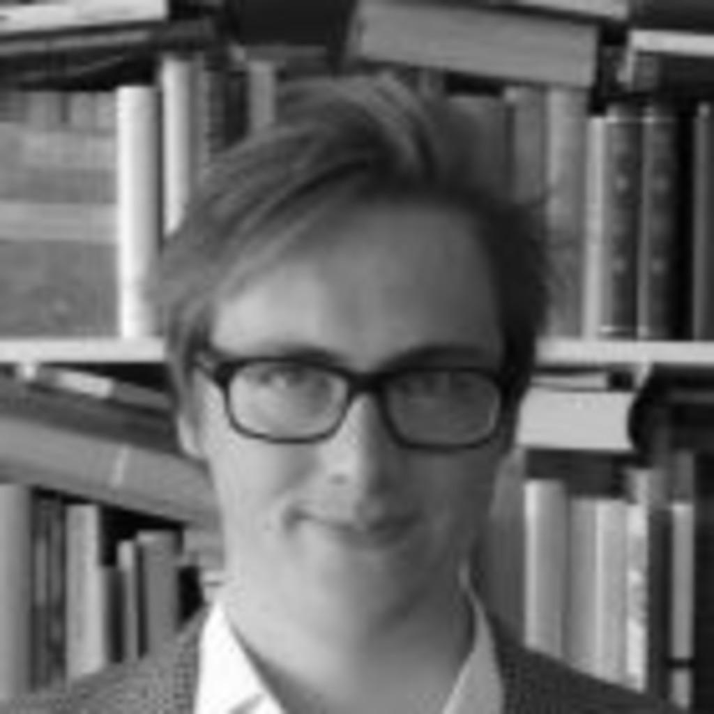 Thomas Ford - Wissenschaftlicher Mitarbeiter (Lektor