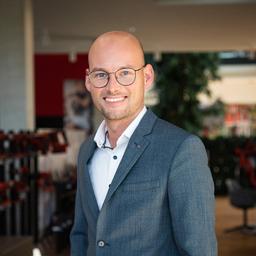 Nicolas Hollenberg - Einhell Germany AG - Landau an der Isar