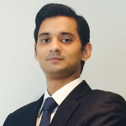 Anuj Shekher Das - Citi - London