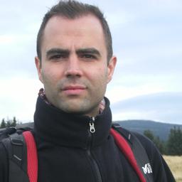 Eduardo Riesco - Teldat - Madrid