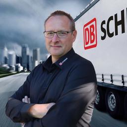 Michael Geißler - Schenker Deutschland AG - 74564 Crailsheim (Dienstsitz)