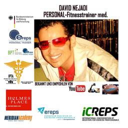 David Nejadi - DAVID NEJADI HAMBURG PERSONAL-Fitness Training und S.E.A.L. BOOTCAMP HAMBURG - Hamburg