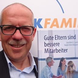 Joachim E. Lask - WorkFamily-Institut - Ober-Ramstadt