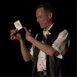 Philipp Schwarz - Zaubernde Hände - Philipp Schwarz - Stein