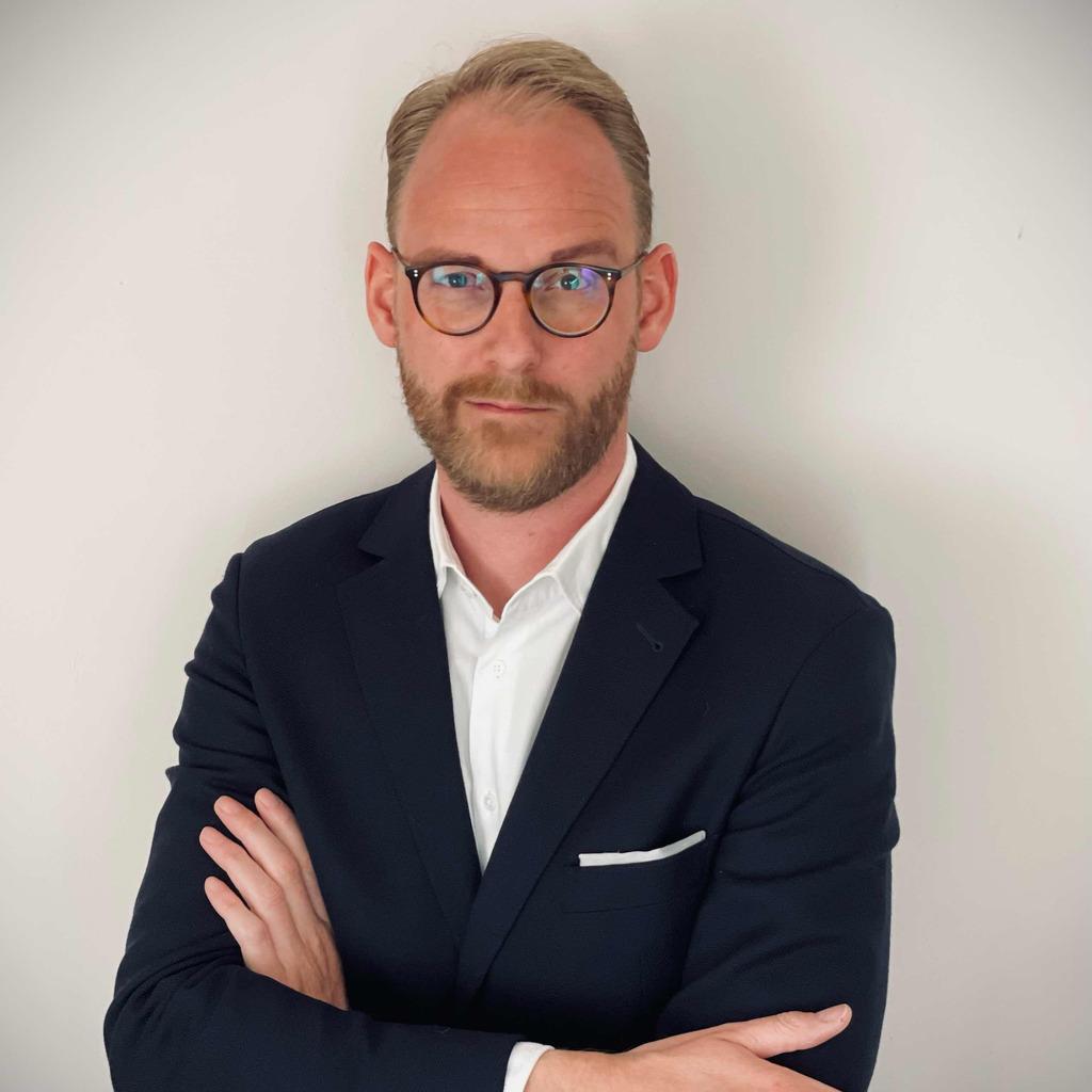 Sven Froböse Vertriebsleiter West Ost Deutschland Gries Deco