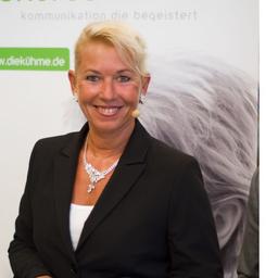 Andrea Kühme - Expertin für die Moderation von Events (deutsch, englisch u. italienisch) - Ruderatshofen