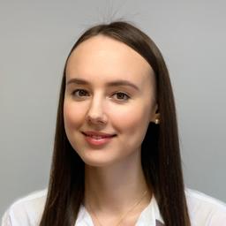 Lilia Bühler - Saint Petersburg State University - Schramberg