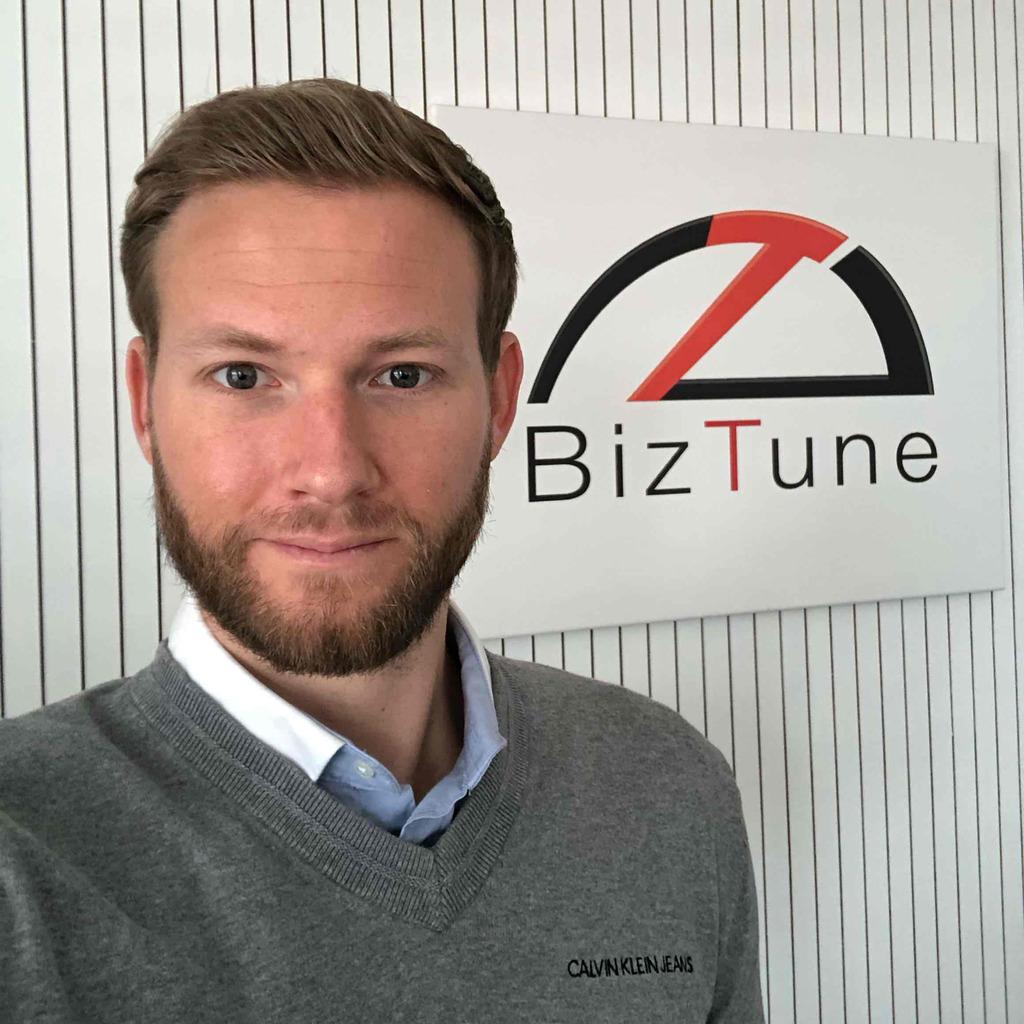<b>Moritz Hohenbild</b> - Geschäftsführender Gesellschafter - BizTune OHG | XING - moritz-hohenbild-foto.1024x1024