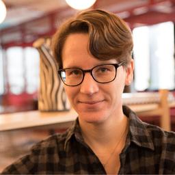 Barbara Maas - New Work, agile Methoden und Innovation im Journalismus - Berlin