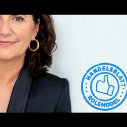 Regina Mehler - 1ST-ROW Founder & CEO WOMEN SPEAKER FOUNDATION - München