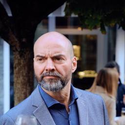 Dipl.-Ing. Thomas Sprengel - Dr. Ing. h.c. F. Porsche AG - Weissach