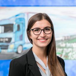 Theresa Gritzbach-Hagner - Spedition Gritzbach GmbH & Co.KG - Utzmemmingen