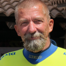 Rolf Schaumburg - Skipper Rolf - Sevilla
