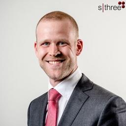 Niklas Werner - SThree GmbH - Frankfurt am Main