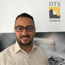 Oguzhan Bozkurt - DTS Systeme GmbH (Niederlassung Bochum) - Bochum