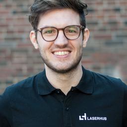 Jonas Schweizer - Laserhub GmbH - Stuttgart