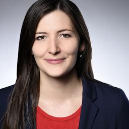 Alexandra Linsenmeier - Robert Bosch GmbH - Stuttgart