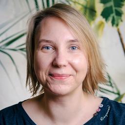 Stefanie Laharnar - Spoonflower GmbH - Berlin