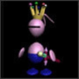 Ogo Bob - Gamemorph - Rousse