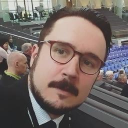 Ben Filter - Bundestagsabgeordneter Steffen Kotré - Cottbus