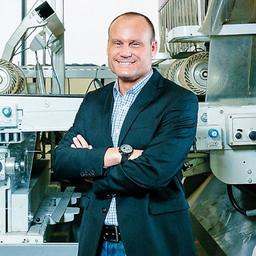 Martin Lechthaler - Dinkhauser Kartonagen GmbH - Hall