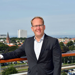 Ulf Riedel - Tourismuszentrale Rostock & Warnemünde - Rostock