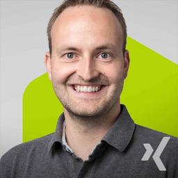 Daniel Just - XING Marketing Solutions GmbH - Hamburg