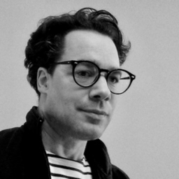 """Caspar von Gwinner - bei """"click'n'touch – digital media experience"""" - Berlin"""
