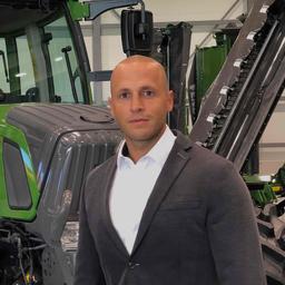 Florian Wagenseil - AGCO Fendt - Marktoberdorf