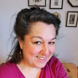 Elena Maroufi - Autorin, freie Lektorin - Süddeutschland