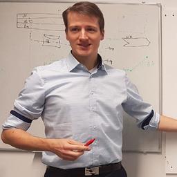 Oliver Bayerlein - MID GmbH - Nürnberg