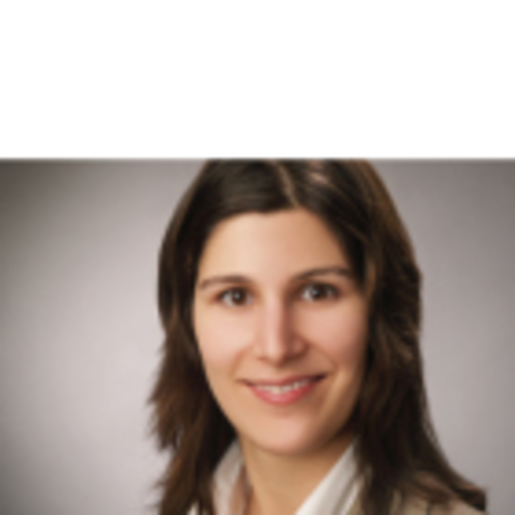 Prof. Dr. Jasmin Aghassi's profile picture
