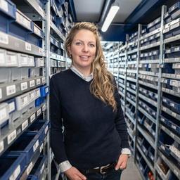 Kathrin Rosenberg - Jungheinrich PROFISHOP AG & Co. KG - Hamburg
