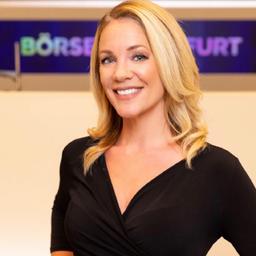 Viola Grebe - Börsenkorrespondentin für N24 und Der Aktionär TV - Frankfurt am Main