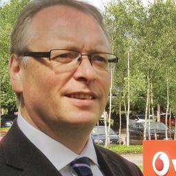 Jonathan Brooker - Vodafone Group Enterprise - London