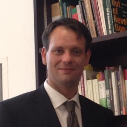 Dr Andreas Leutzsch - The University of Hong Kong - Hong Kong