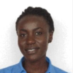 Christine Dimba Okello - REWE Systems GmbH - Köln