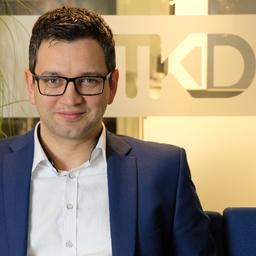 Jaroslaw Olszewik - TKD Vertriebs GmbH - Düsseldorf