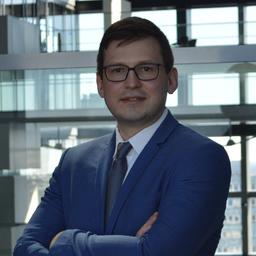 Anton Zimikhin - Deutsche Börse AG - Eschborn
