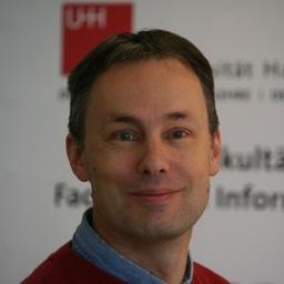 Arne Koors - Universität Hamburg - Hamburg