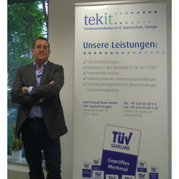 Guido Hermanowski - tekit Consult Bonn GmbH (TÜV Saarland Gruppe) - Bonn