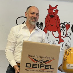 Dipl.-Ing. Bernd Schäfer - Deifel GmbH & Co. KG Buntfarbenfabrik - Schweinfurt