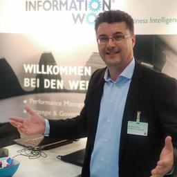 Mladenko Mićić - INFORMATION WORKS Unternehmensberatung & Informationssysteme GmbH - Köln
