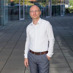 Alf Jahn - aromicon GmbH - Halle/Saale